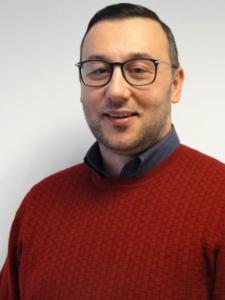 Adnan Oklopcic Stellvetreter Pflegedienstleitung Diakoniestation Pforzheim
